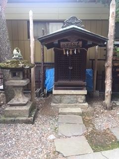 角間恵比須神社 西の宮講(長野県)