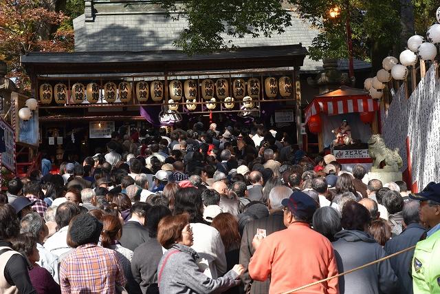 桐生西宮神社秋季大祭(桐生えびす講)