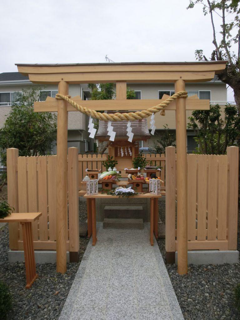 下伝馬恵比寿大黒天(静岡県)