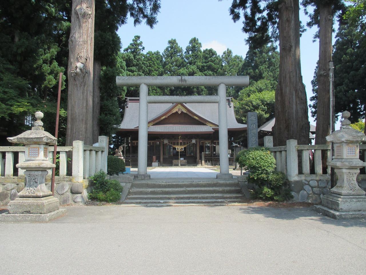 總宮神社(山形)